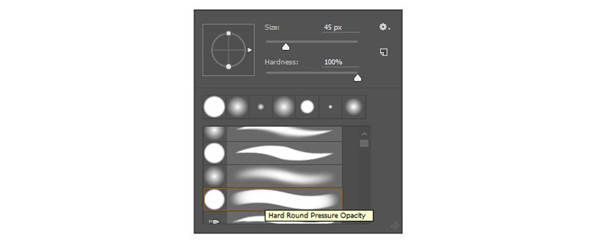 Photoshop Brushes for Sketching