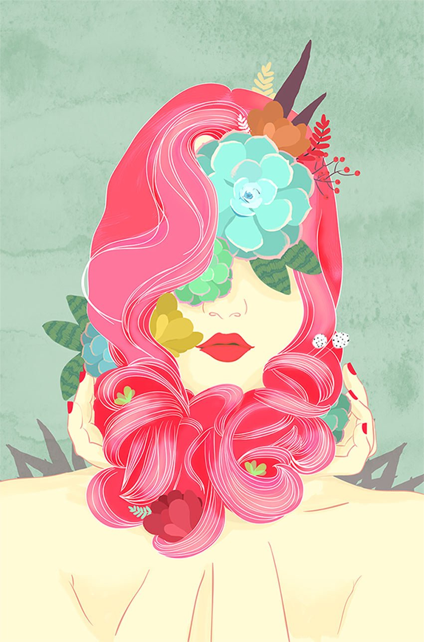 Bloom by Mary Navarro