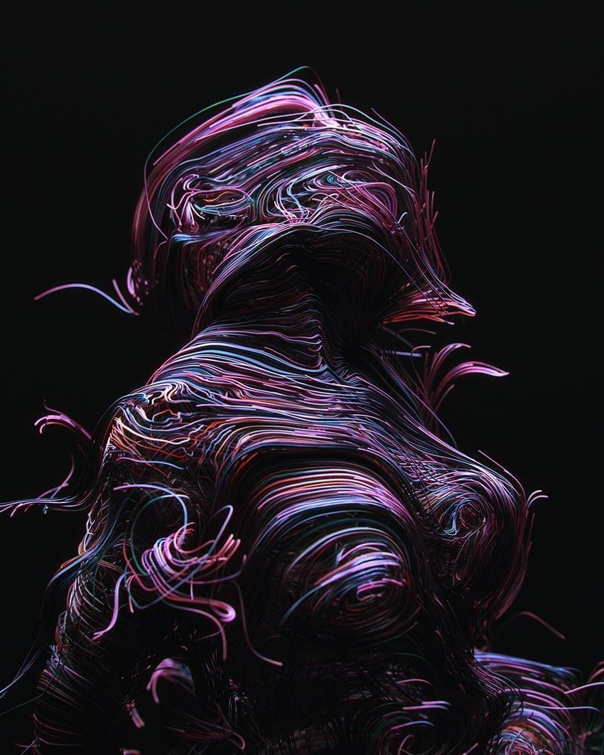 Dimensions by Dario Veruari