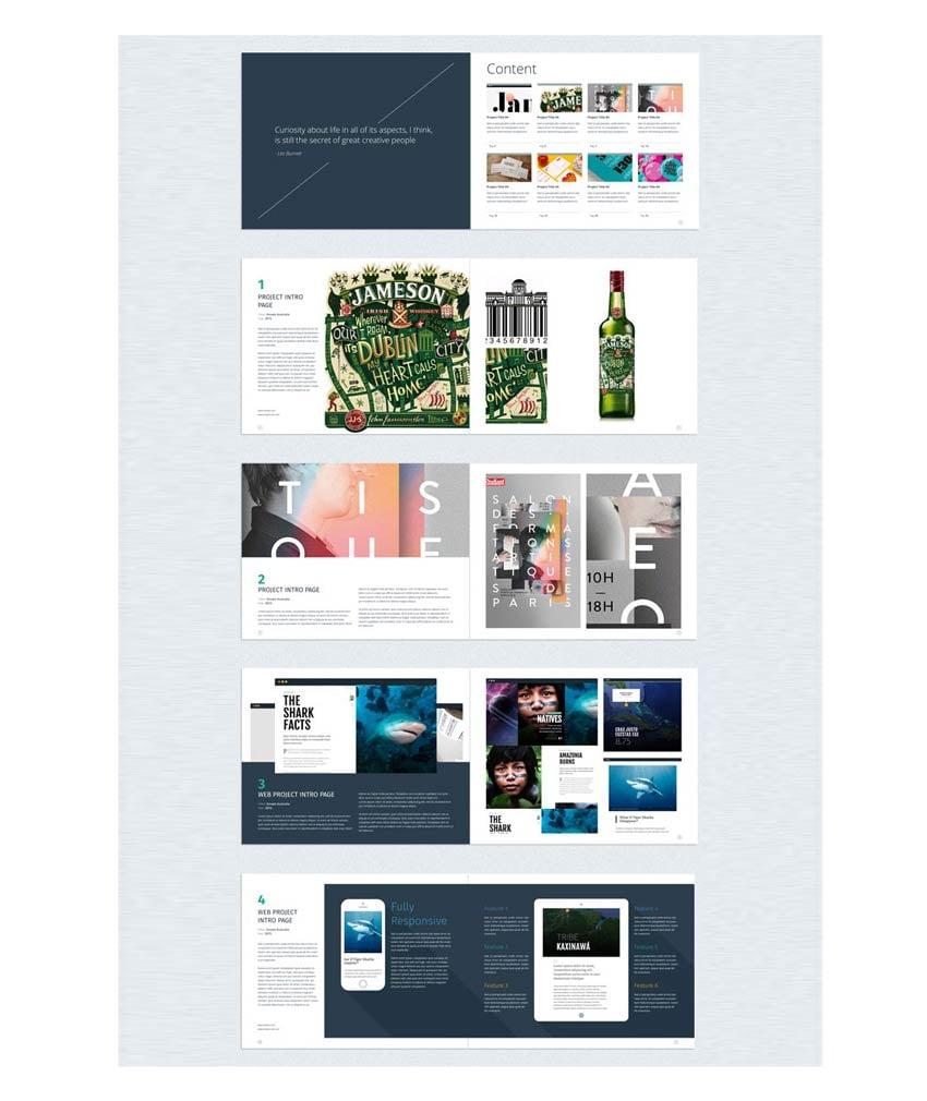 Multipurpose creative portfolio template