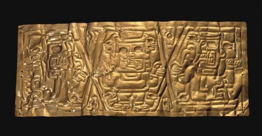 Chavin Gold Crown