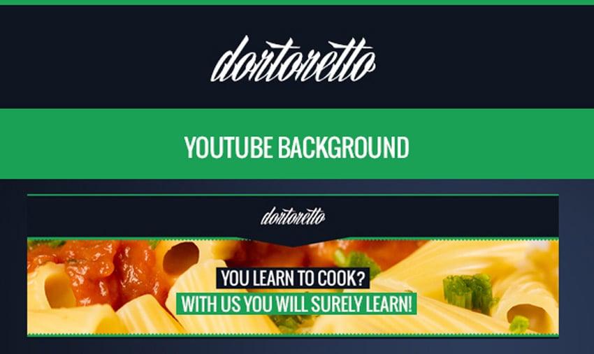 Dortoretto Youtube Background