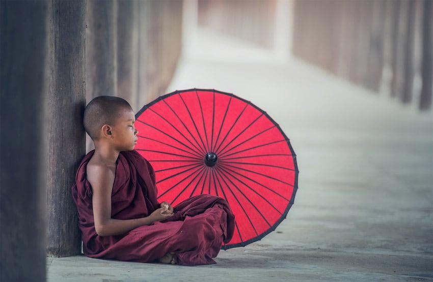 Boy Portrait From Pixabay