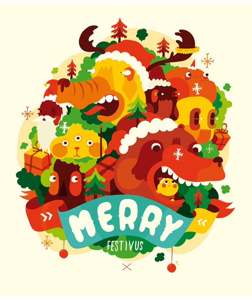 Merry Festivus by Sami Viljanto