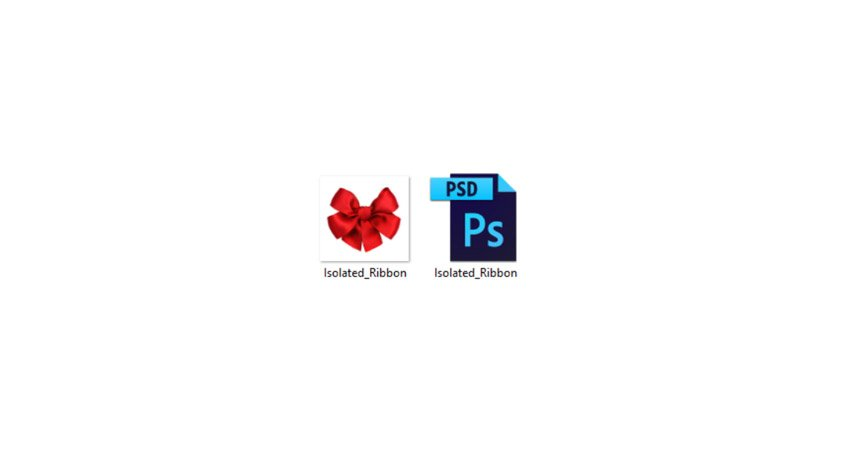 File Formats for Isolated Objects
