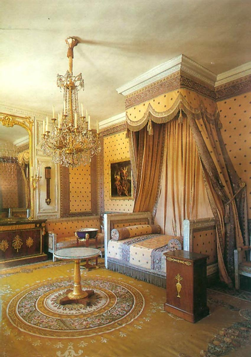 Versailles Grand Trianon Napoleons Chamber