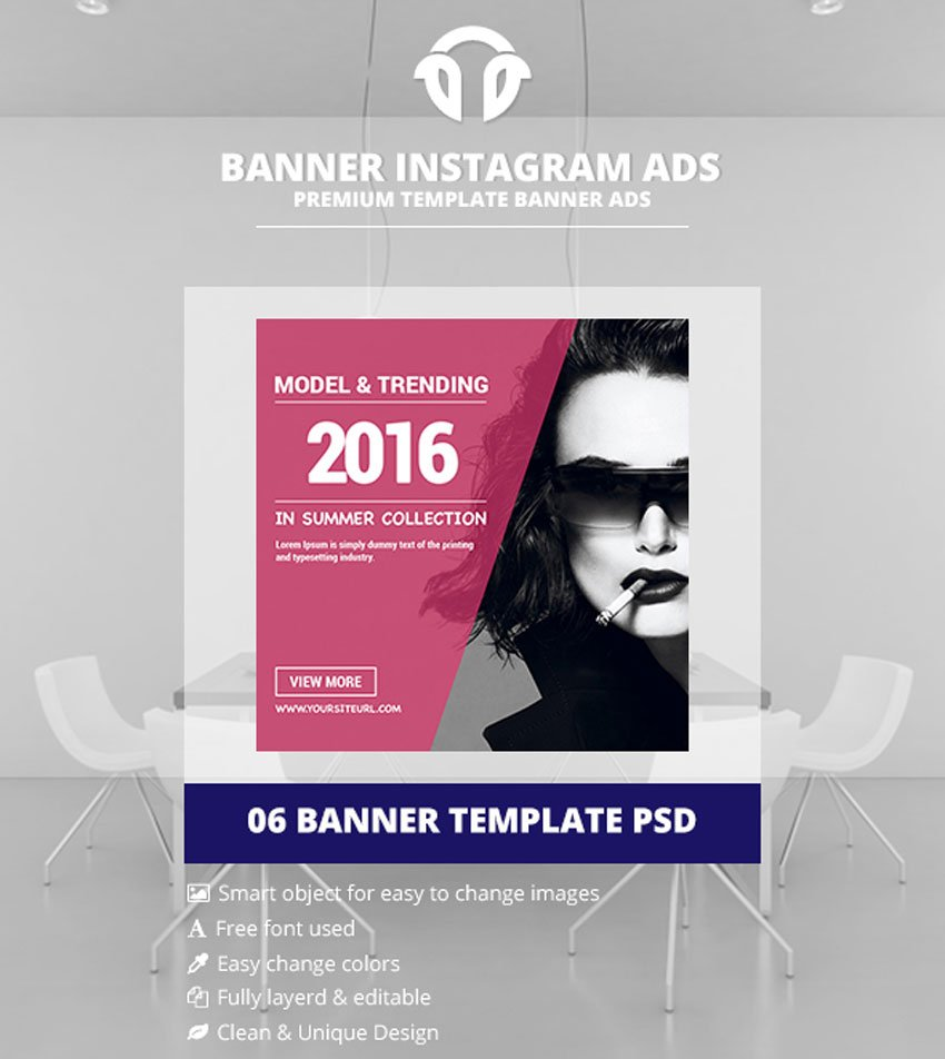 Instagram Ads - Shopping Banners