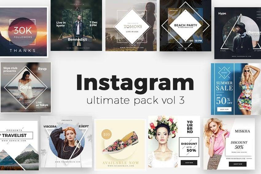 Instagram Ultimate Pack