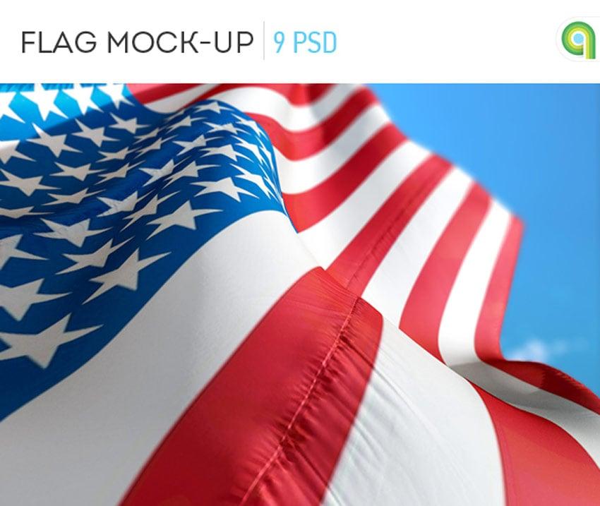 Flag Mock Up