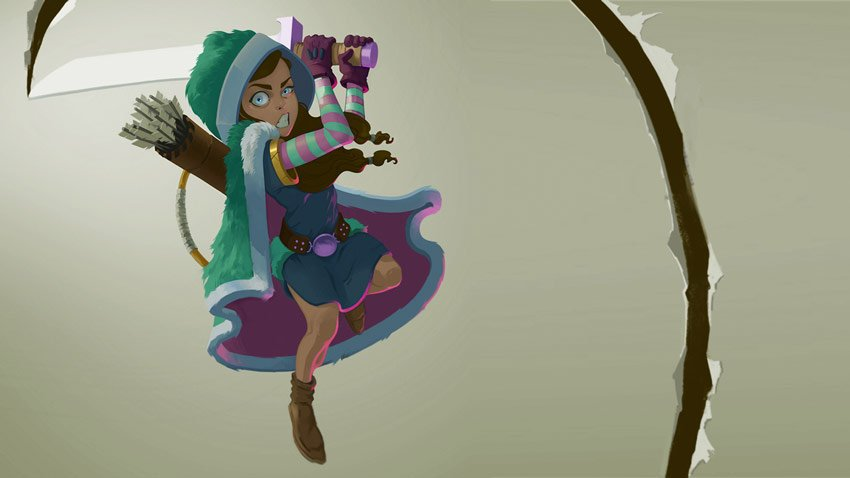 Game Character by Gendy Mohammad