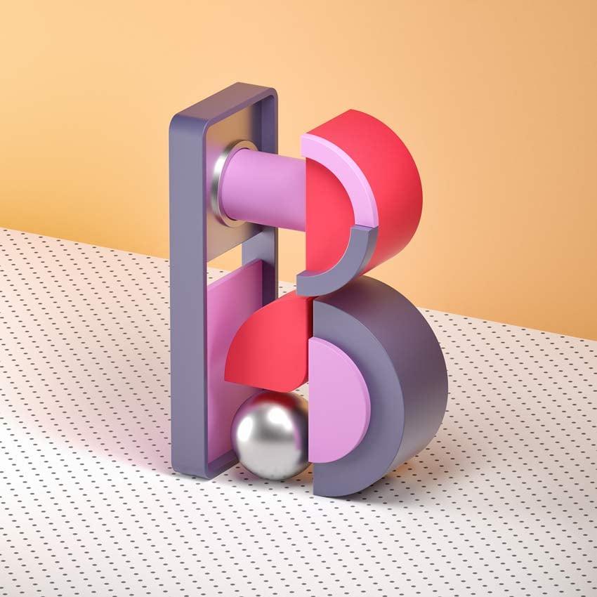Alphabet Project II by Serafim Mendes