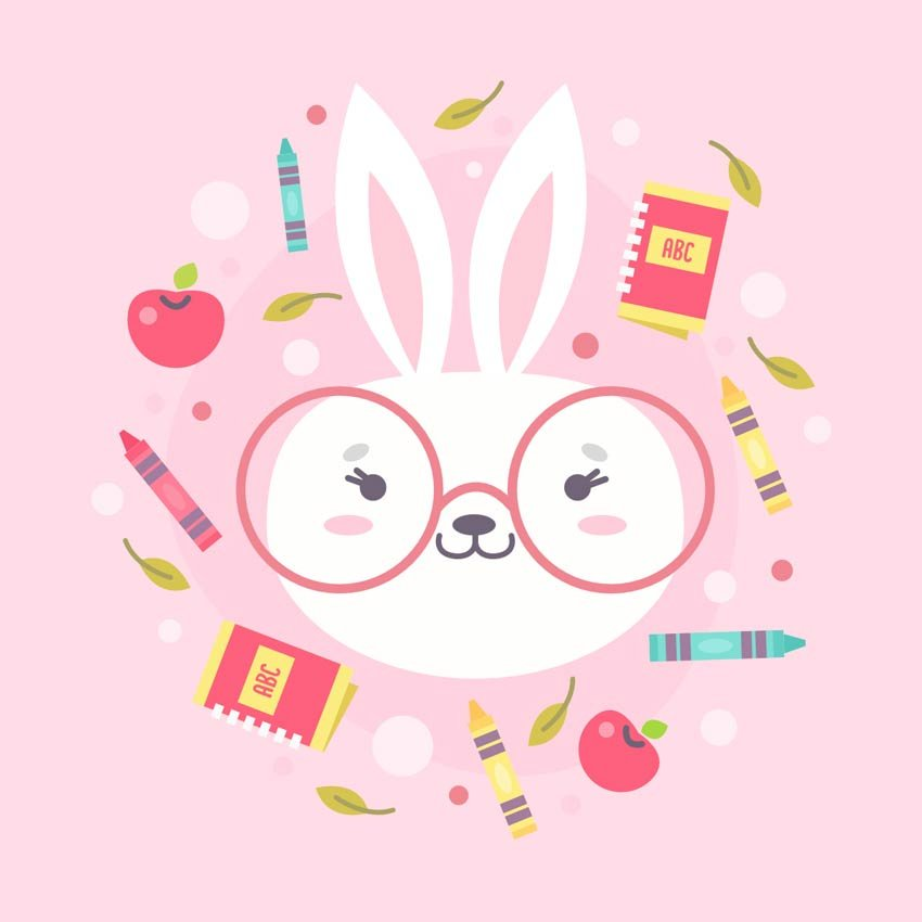 How to Create a Cute Playful School Pattern in Adobe Illustrator