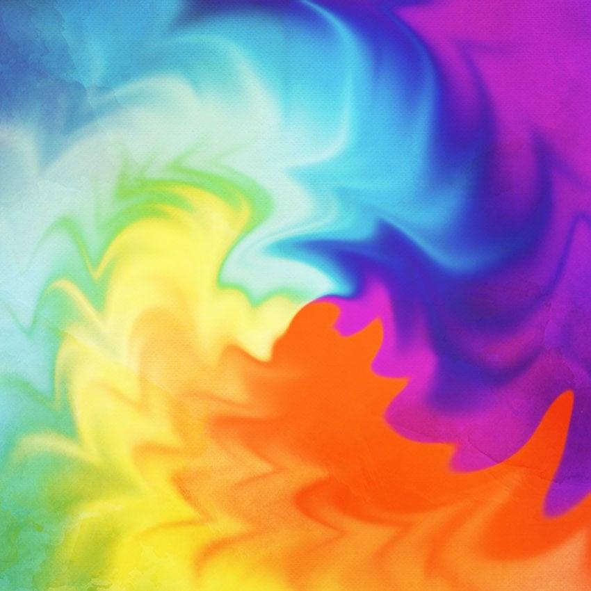 Tye Dye Effect Photoshop