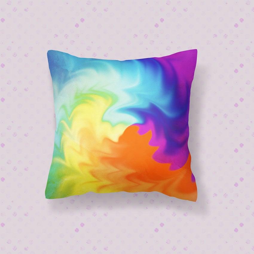 Tye Dye Pattern Photoshop Tutorial
