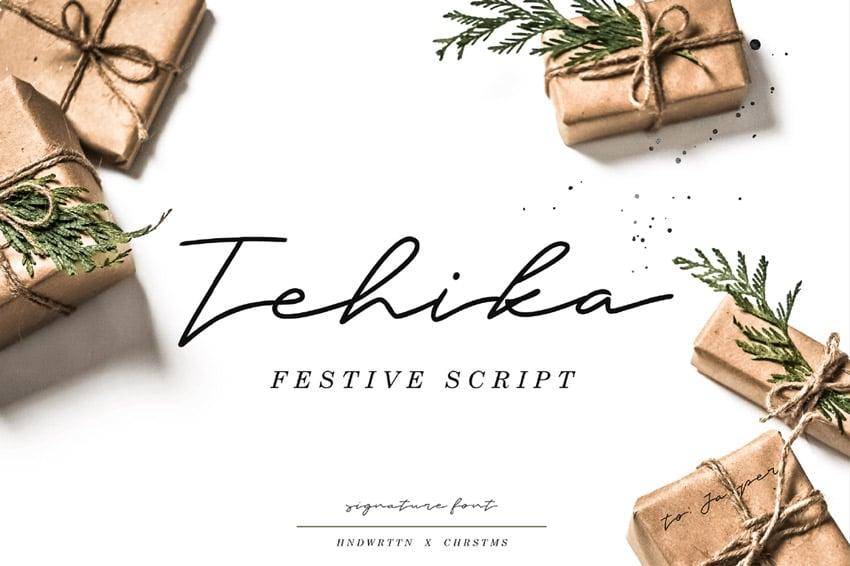 Tehika Script