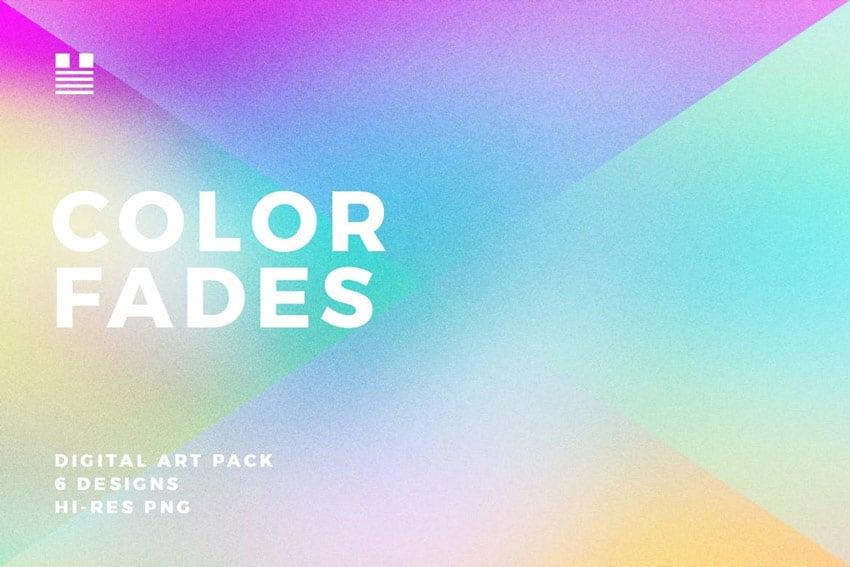 Color Fades Lite Backgrounds
