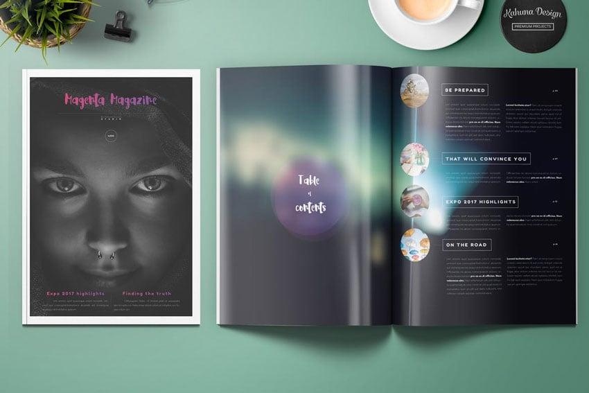 Magenta Magazine