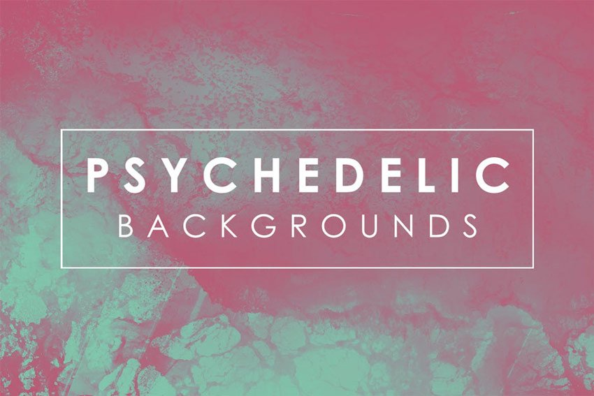 Psychedelic Backgrounds