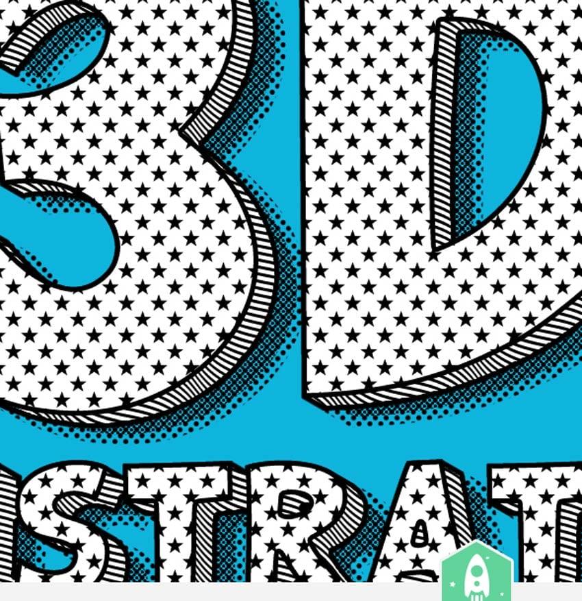 Illustrative 3D Styles