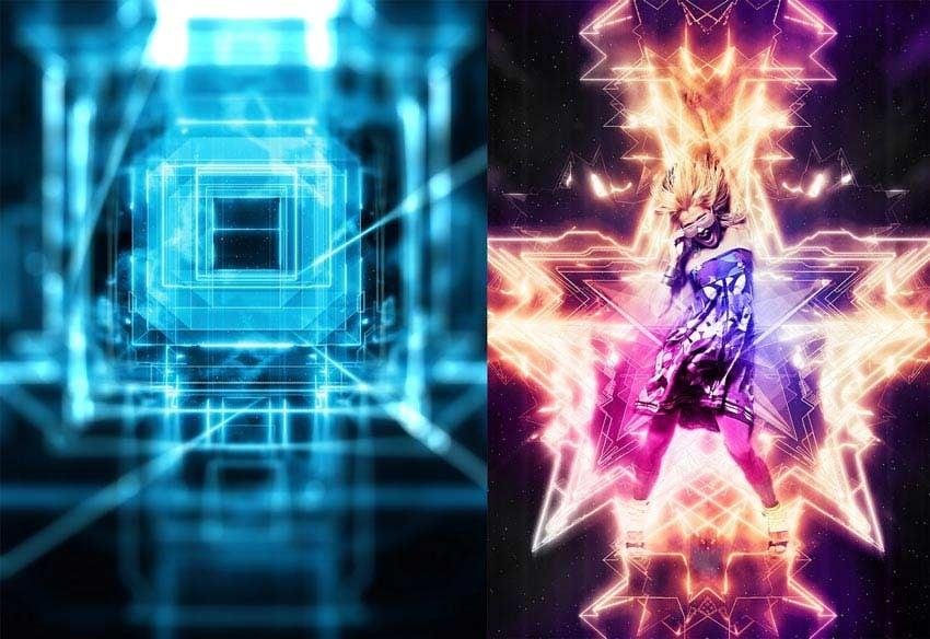 Prism Photoshop Actions