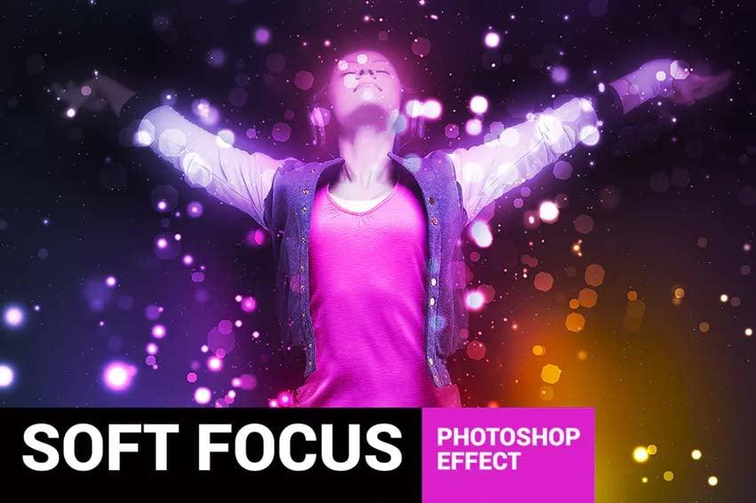 Brightum - Soft Focus Photoshop Actions