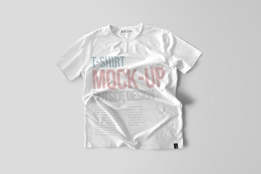 Minimal T-Shirt Mockups