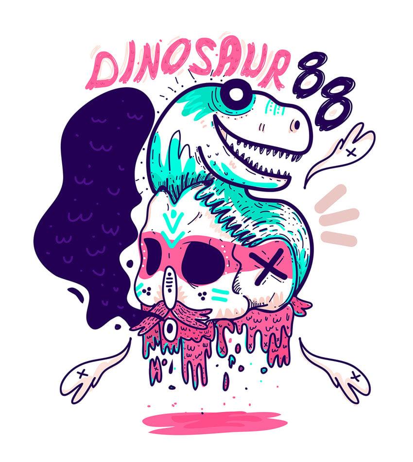 Dinosaur 88