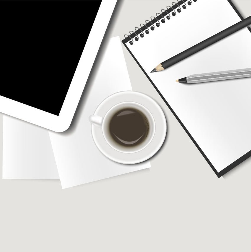 How to Draw an Office Background in Adobe Illustrator