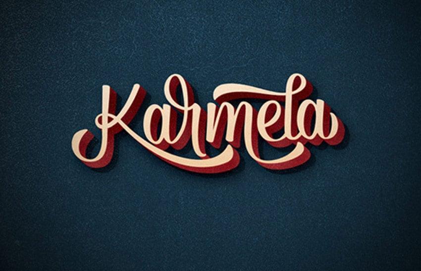 Karmela Script