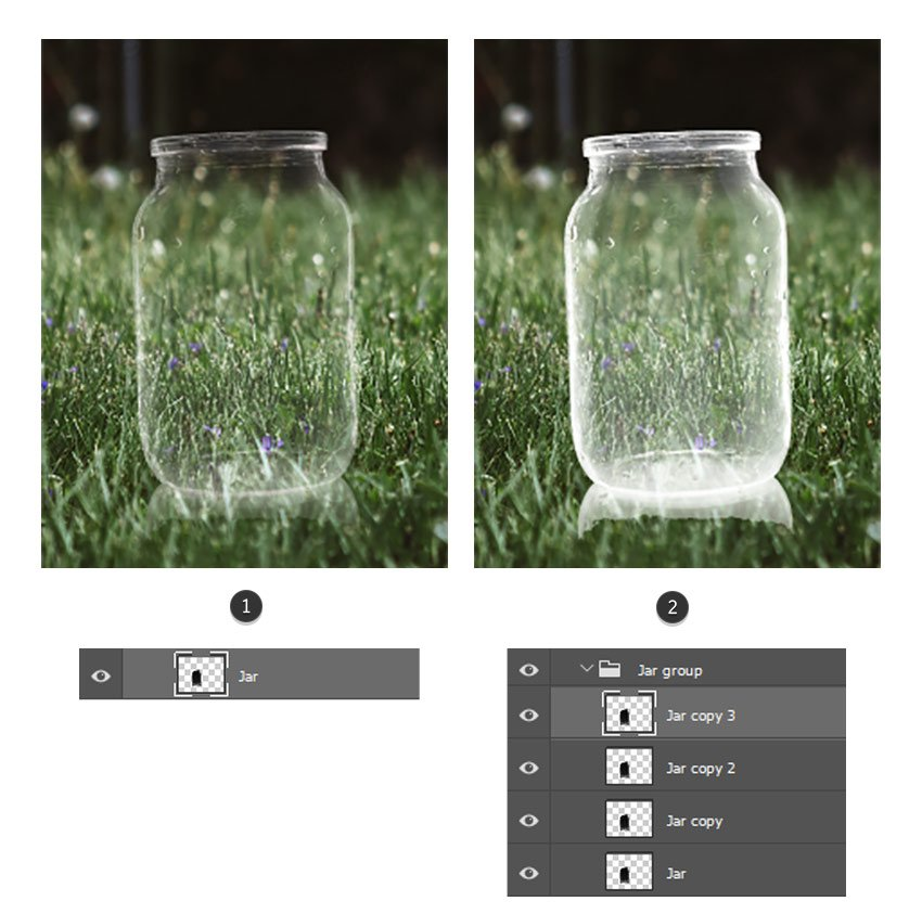 Duplicate the jar