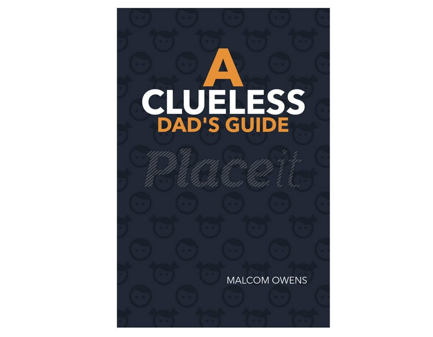 Parenting Book Cover Maker