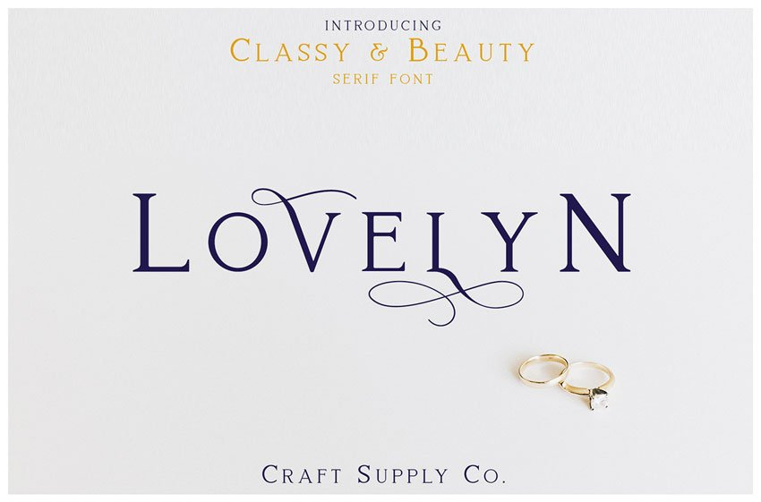 Lovelyn Font