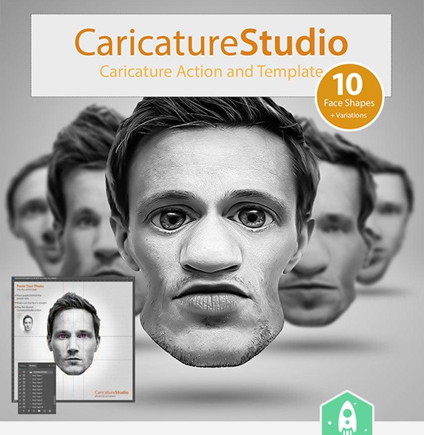 Caricature Studio