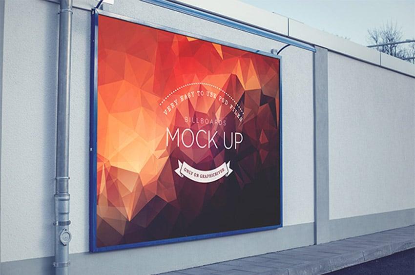 Billboards Mockup