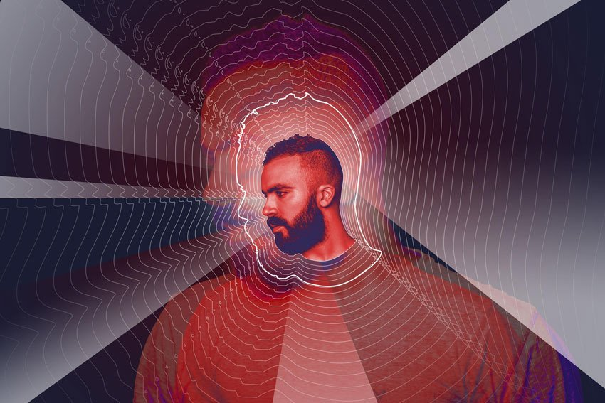 How to Create a Trippy Head Tunnel Effect in Adobe Photoshop