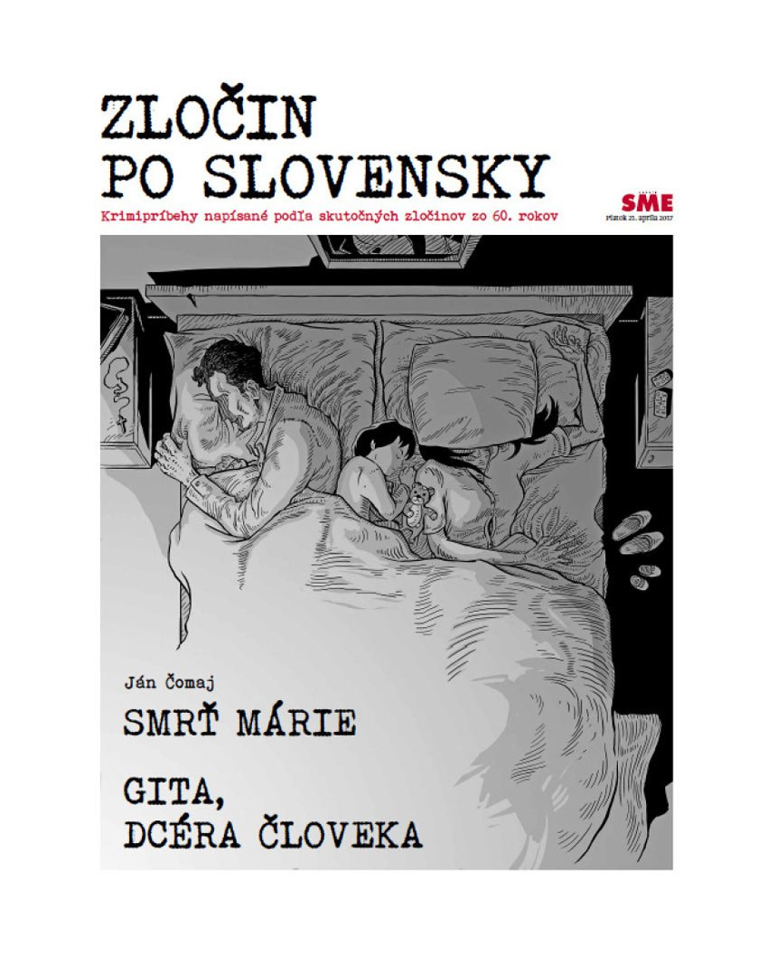 Slovak Crimes - Editorial