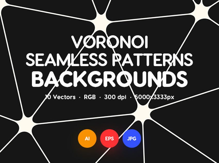 Voronoi Seamless Patterns