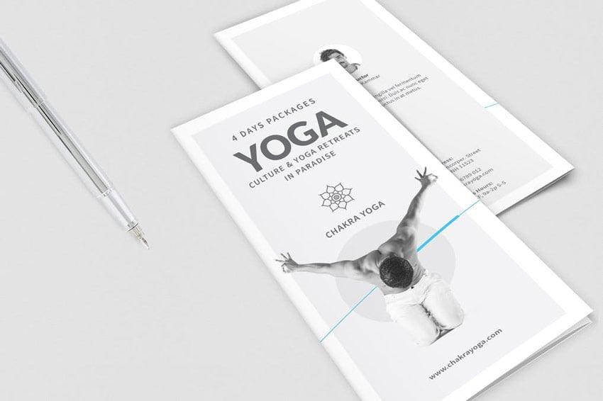 Yoga Packages Brochure