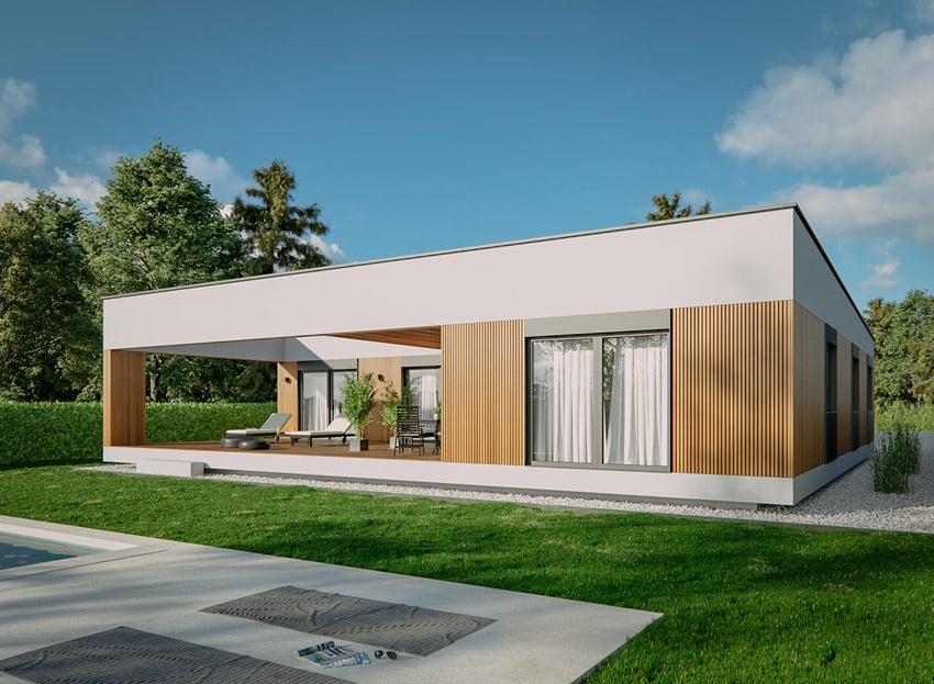 3D CGI House Lumar Terra 158