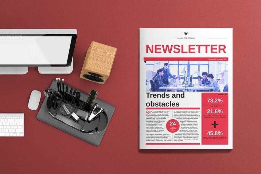 Corporate Newsletter