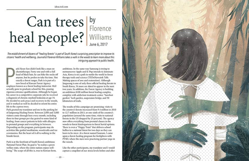 Do Trees Heal People