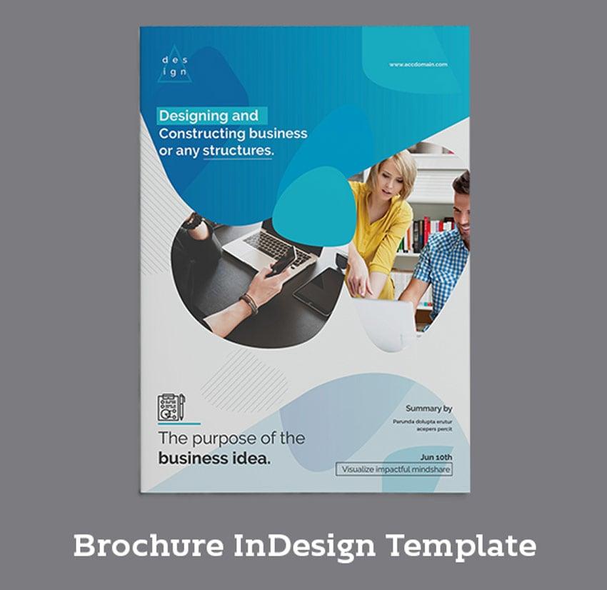 Brochure InDesign Template