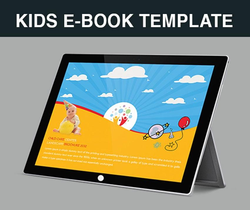 Kids E-Book