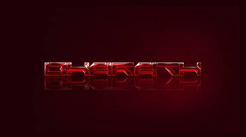 How to Create a 3D Jewel Text Effect Action in Photoshop