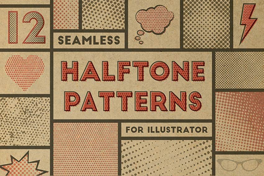 Halftone Patterns