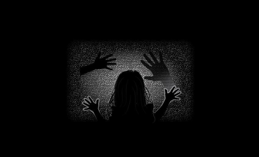 How to Create a Poltergeist TV Silhouette Scene in Adobe Illustrator