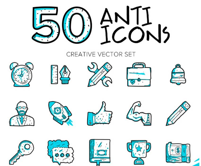 Anti-Icons