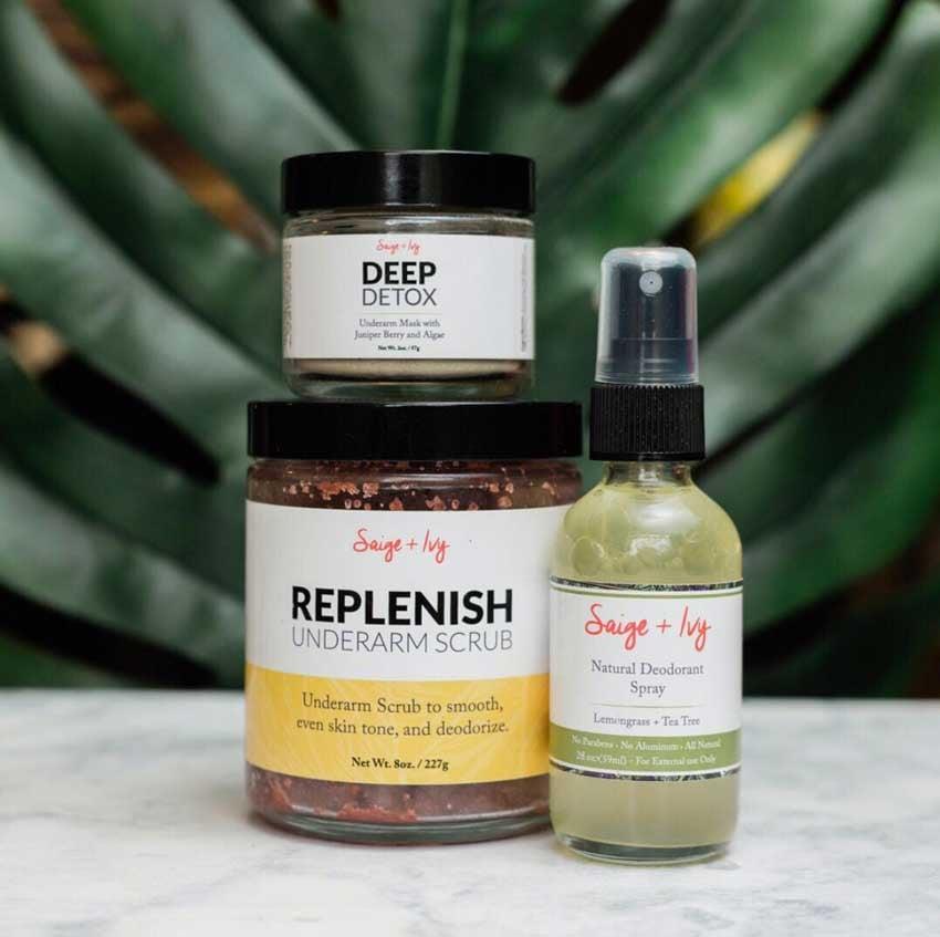 Saige Ivy - Replenish Scrub