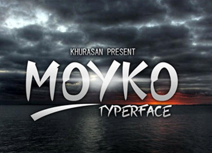Moyko Font
