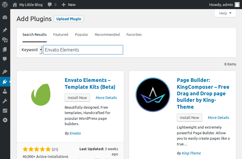 Search results for Envato Elements